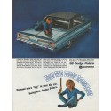 "1966 Dodge Polara Ad ""Swing with Dodge Polara"""