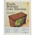 """1965 General Electric Ad """"Finally"""""""
