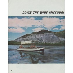 "1965 Thomas Hart Benton Article ""Down The Wide Missouri"""