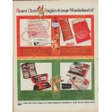 """1960 Rexall Drug Store Ad """"6 page Wonderland"""""""