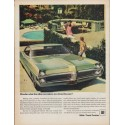 "1967 Pontiac Bonneville Ad ""Other Carmakers"""