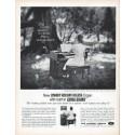 "1961 Lowrey Organ Ad ""The music"""