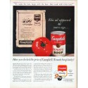 """1961 Campbell's Soup Ad """"This ad"""""""