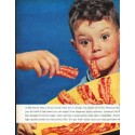 "1961 Swift's Premium Bacon Ad ""keep a sharp lookout"""