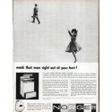 "1961 Norge Washer Ad ""wash that man"""