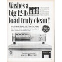 "1961 General Electric Ad ""truly clean"""
