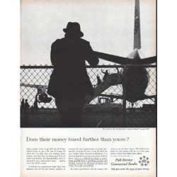 "1961 Foundation for Commercial Banks Ad ""their money"""