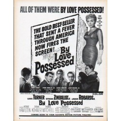 "1961 By Love Possessed Ad ""All Of Them Were By Love Possessed!"""