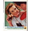 "1962 Pepsi-Cola Ad ""now it's Pepsi"""
