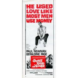 "1962 Sweet Bird of Youth Ad ""He Used Love ..."""