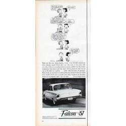 "1961 Ford Falcon Ad ""Linus"""