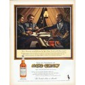 "1961 Old Crow Bourbon Ad ""Gen. Forrest"""