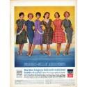 """1961 Fabric-Elle Ad """"Fabric-Elle Arrives"""""""