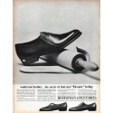"1961 Bostonian Flexaires Ad ""tenderized leather"""