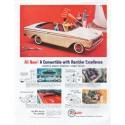 """1961 Rambler Ad """"Rambler Excellence"""""""