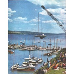 1961 Regatta Week Article ... Skaneateles Yacht Club