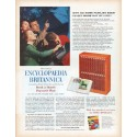 "1961 Encyclopaedia Britannica Ad ""some families"""