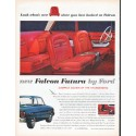 "1961 Ford Falcon Ad ""new Falcon Futura"""