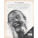"""1961 Dial Soap Ad """"It's a pleasure"""""""