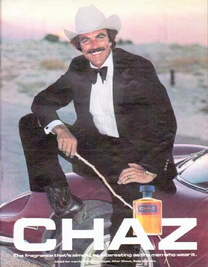 1979 CHAZ Cologne Vintage Ad almost as interesti -> Vintage Möbel Köln
