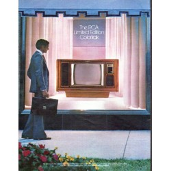"1979 RCA Television Ad ""more like the movies"""