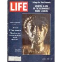 "1966 LIFE Magazine Cover Page ""The Caesars"" ... June 3, 1966"