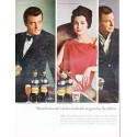 """1966 Heublein Cocktails Ad """"Most hosts can't make cocktails"""""""