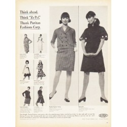 "1966 Du Pont Ad ""Think Ahead"""