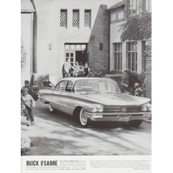 "1960 Buick Ad ""Today's 3 Buicks"" ... (model year 1960)"
