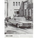 """1960 Buick Ad """"Today's 3 Buicks"""" ... (model year 1960)"""