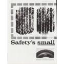 "1959 Tyrex Ad ""small footprints"""