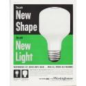 "1959 Westinghouse Ad ""New Shape"""