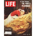 "1964 LIFE Magazine Cover Page ""Pope Paul VI"" ... January 17, 1964"