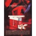 """1964 York Cigarettes Ad """"Noble, majestic. Rich"""""""