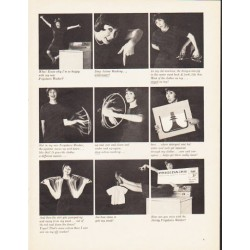 "1964 Frigidaire Ad ""Whee!"""
