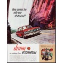 "1963 Oldsmobile Ad ""Jetfire"" ... (model year 1963)"