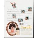 "1963 Toni Hair Color Ad ""I did it"""