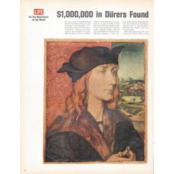 1966 Albrecht Dürer Article ... $1,000,000 in Dürers Found