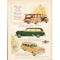 "1953 Chevrolet Ad ""last words"" ... (model year 1953)"