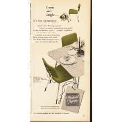 "1953 Masland Duran Ad ""from any angle"""