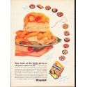 """1953 Bisquick Ad """"little pictures"""""""