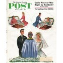 1961 Saturday Evening Post Cover Page ~ June 3, 1961