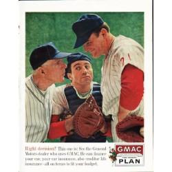 """1961 GMAC Ad """"Right decision?"""""""