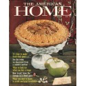 """1961 The American Home Cover Page """"photo by Stan Young"""" ~ June, 1961"""