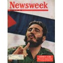 1962 Newsweek magazine Cover Page ~ October 22, 1962