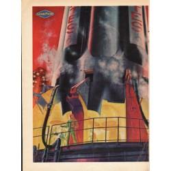 "1962 Goodyear Ad ""Engineered Value"""