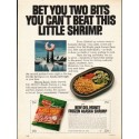 "1976 Del Monte Ad ""Bet you two bits"""