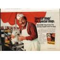 "1976 Milk-Bone Ad ""special dogs"""