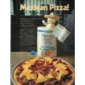 "1976 Pillsbury Ad ""Mexican Pizza"""