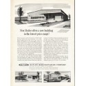 """1962 Butler Manufacturing Company Ad """"a new building"""""""